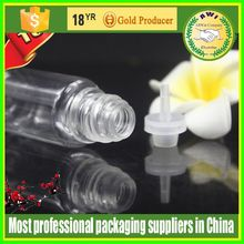 High Quality 10ml pure nicotine bottles 10ml plastic bottle for nicotine oil