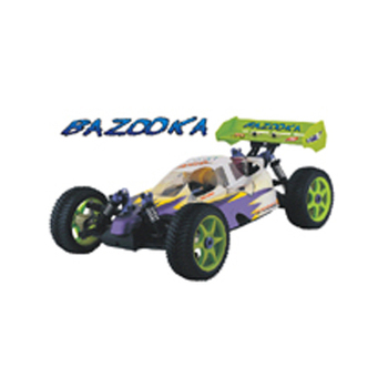 GB-94081 1/8 SCALE NITRO POWERED 4WD OFF-ROAD BUGGY TOY