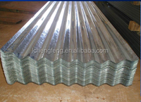 Color Coated Hot Dipped Galvanized Corrugated Metal Roofing Sheet