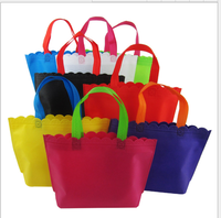 newly designed non woven shoulder bag big size