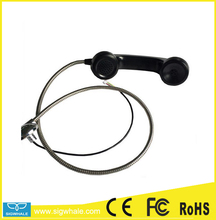 Payphone handset blast proof Outside Long Range sos emergency telephone handset