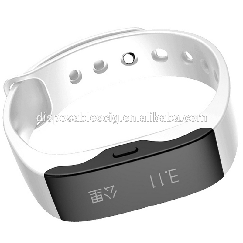"Wholesale cheap bluetooth bracelet smart watch w18 smartwatch wrist band BT 4.0 0.91"" touch screen sync data for mobile phone"