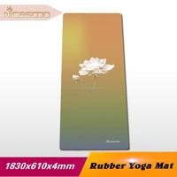 custom made yoga mat ,any pattern OEM pictures welcome custom printed yoga mat