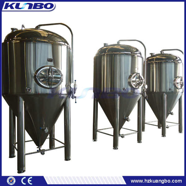 Home brew beer, brewing beer equipment, used conical fermenter