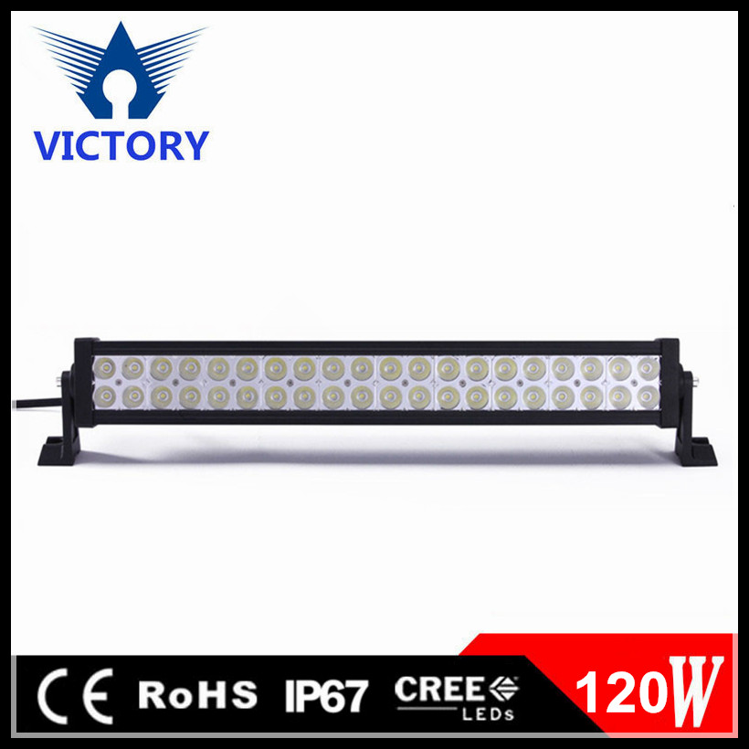 Shenzhen factory 120w 5d led light bar 24v led truck lights 24 volt led indicator lights
