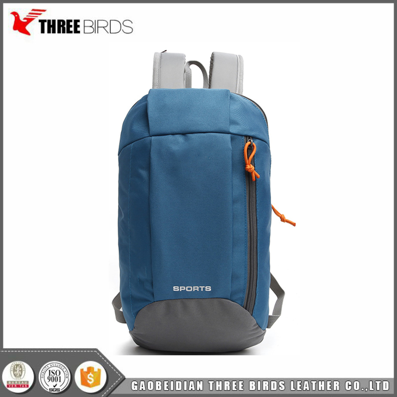 Hot selling new design external frame kids cheap school backpack sports bag