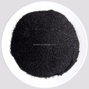 High Grade filter media anthracite coal for water filtration and Softening