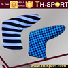 Stripe Colored OEM golf putter headcover custom golf head covers