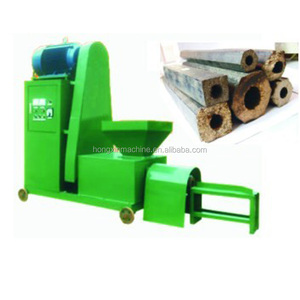 charcoal briquette production line, sawdust briquette making machine