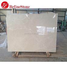 Imported turkey Aran white beige marble with cheap price, Aran Beige Marble slab