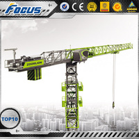 T320-20 Easy to maintain moving tower crane specification