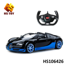Licensed rastar rc car 1:14 rc car kit promotion product