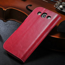 mobile phone case for samsung galaxy s3 i9300, cover for i9300, folder case for samsung galaxy s3