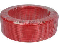 Copper conductor pvc insulated electric wire /building wire price
