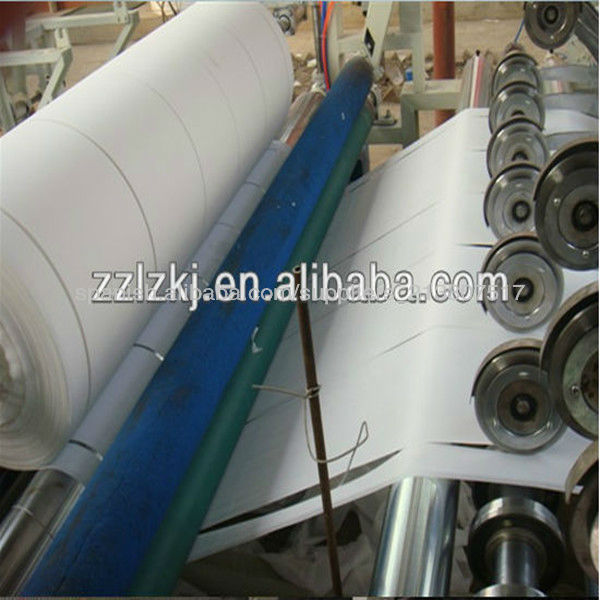 Applying raw material for tissue paper production line pocket tissues / paper recycle toilet paper machine