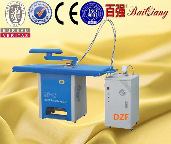 Hot style large industrial steam iron press