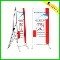 high quality water base x banner stand for sale