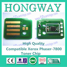 for xerox phaser 7800 toner reset chip
