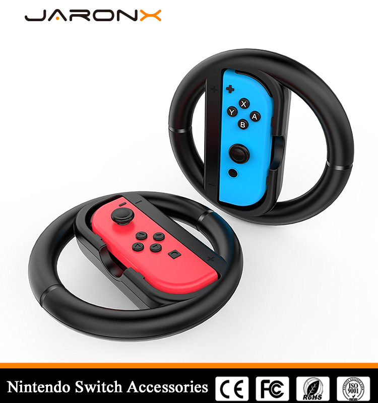 Racing wheel for Nintendo Switch,Steering Wheel for Nintendo Switch-Joy-Con wheel