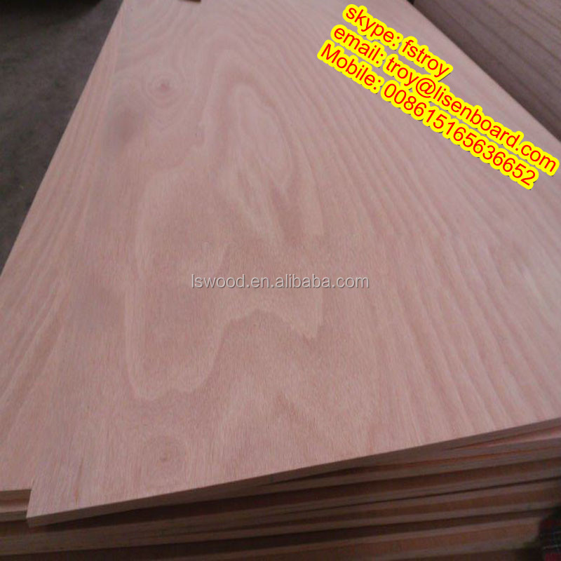 18mm Laminated Marine Plywood for Philippines market