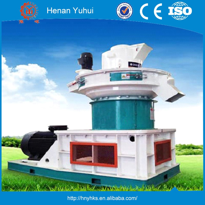 Yuhui wood pellet machine price used for stem and root with energy saving for sale
