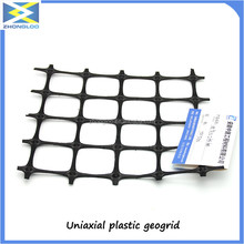 pp plastic raw material tensar geogrid for road construction