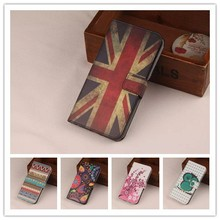 "Butterfly Flag Owl Flower Tribe Leather Wallet Cover Case For iphone 6 4.7""/iphone 6 plus 5.5"""