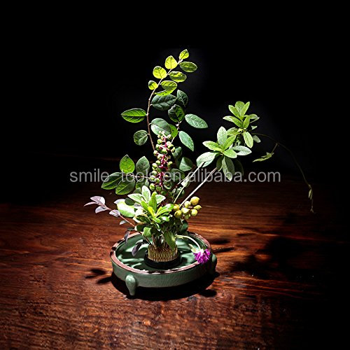 Round Shape Full Size Copper Material Flower Frog Kenzan Ikebana Kenzan Made In China