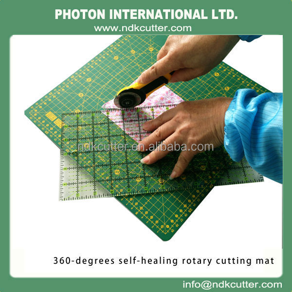 Rotary 360-degrees Rotation Cutting Mat