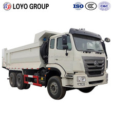 SINO TRUCK HOHAN J5G 6x4 Right Hand Drive Tipper Truck For Sale