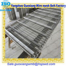 high quality chain link cast steel melting furnace belt