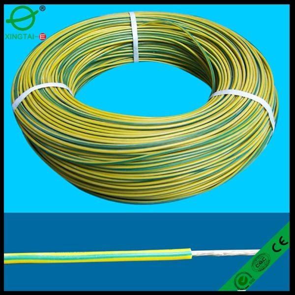 300/500 450/750 V Teflon Insulated Solid Copper Line Wire,Red ...