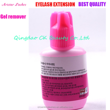 Wholesale good quality lash extension gel remover (15 ml )