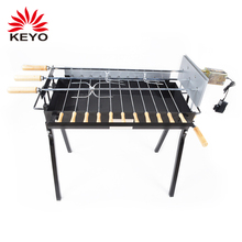 Electric Infrared Charcoal Bbq Spit Roaster Lamb Grill