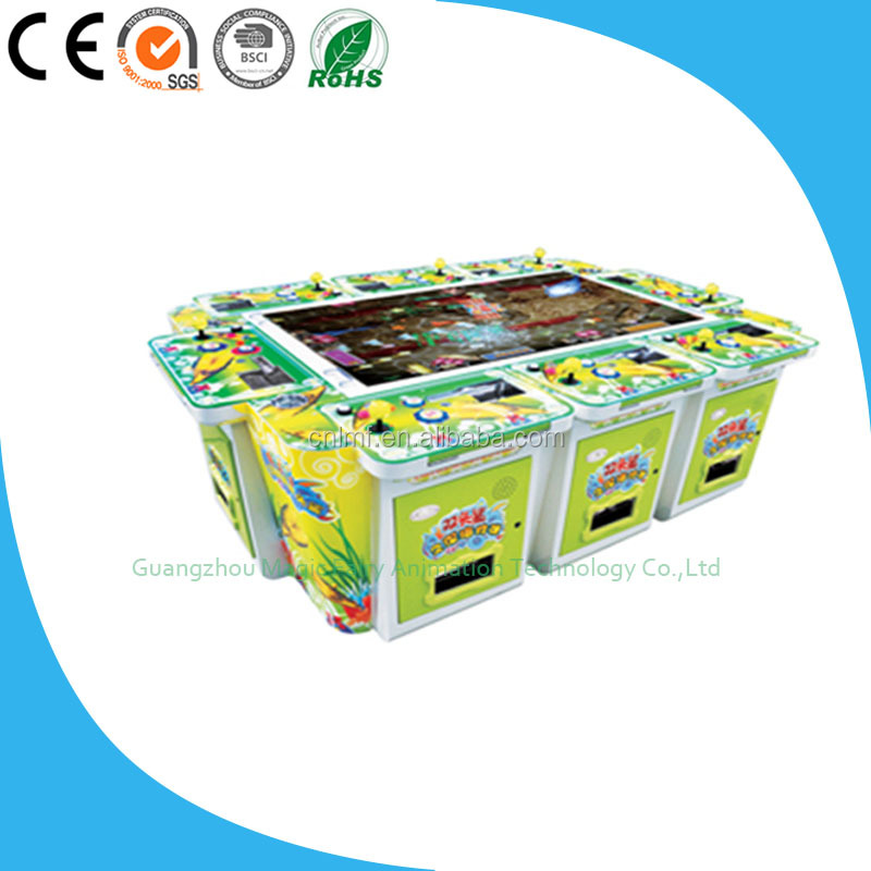 4 player fish game table gambling machines for sale
