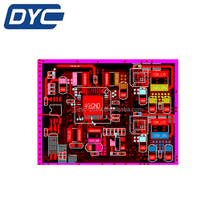 OEM ODM Electronic PCB layout/design/prototype/copy/assembly services