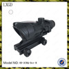 HD-2CRQ-R 1x32 Real Fiber Telescopic Sight with 20/11mm Rail Red Dot Rifle Optics Hunting Scope Sight
