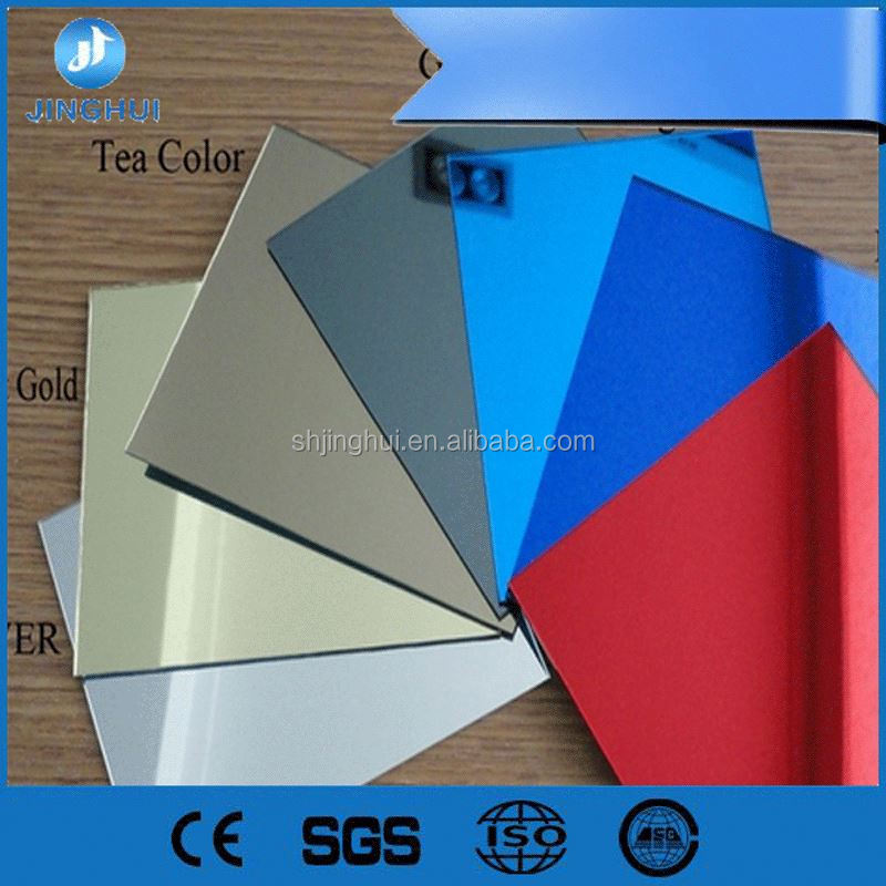 Factory flexible pvc foam board color pc embossed sheet for Vaccum Forming