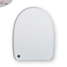 Sanitary wc Metal hinge toilet seat Removable easy release toilet seat TWTS8108