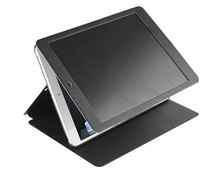 no peep, no peeking,! 8-inch tablet anti-spy leather case for iPad mini