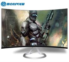 Desktop VESA Full HD 1080P HDMIed 24 Inch LED LCD Monitor