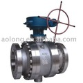 economy carbon steel ball valve with low price