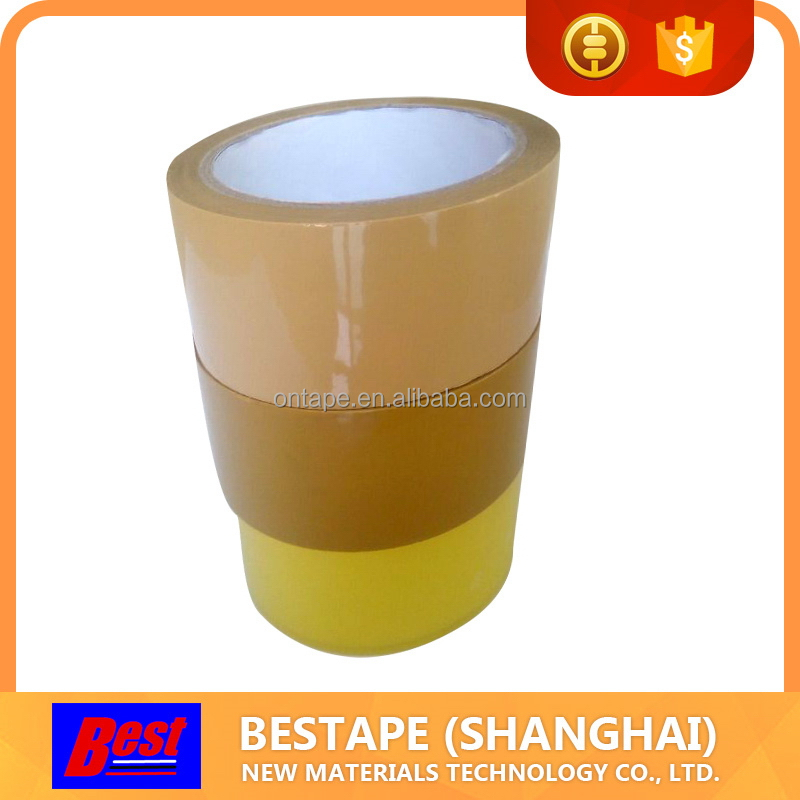 Professional manufacturer high grade strapping opp packing tape printed