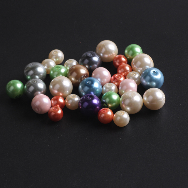 green purple colored aroque pearls pearls for jewelry making pearl bead chain beads