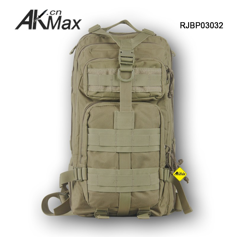 U.S Army Classic Military Issue 3P Backpack Excellent Useful Of Tactical