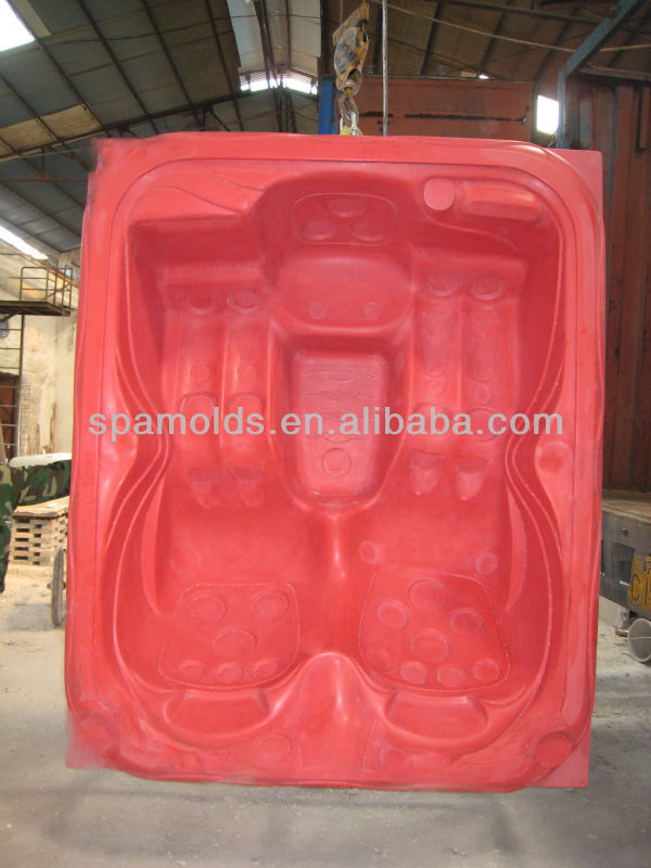 2018 the new style plastic vacuum swim pool mold for spa