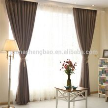 Latest designs window crochet 3d curtains for the living room