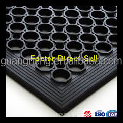 antislip refrigerator anti-fatigue rubber matting mat