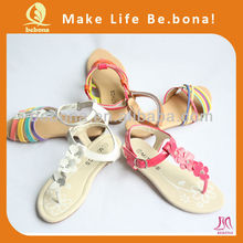 2014 Hot Selling Good Quality Kids Nude Sandals China