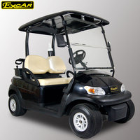 Hot sale single seat 48V electric golf cart